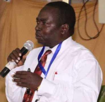 Prof. D. N Siamba