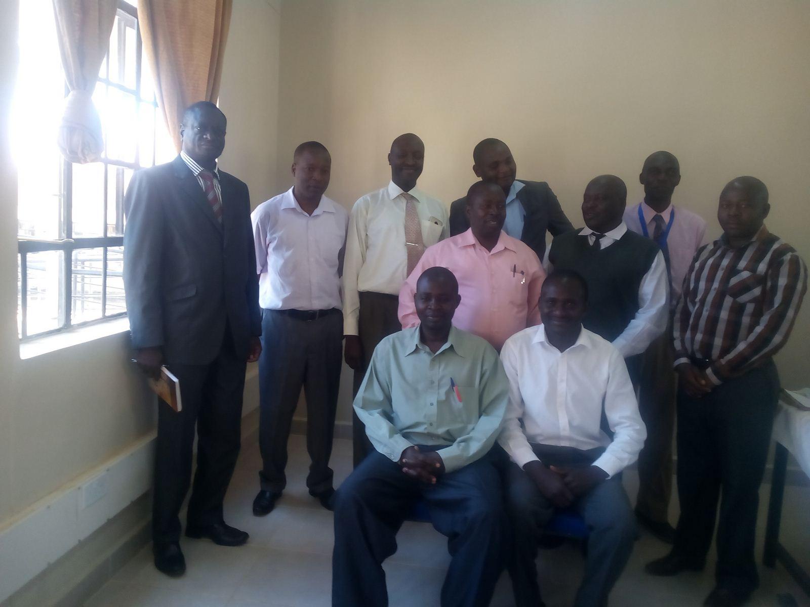 Mr. Simon Mwatulo Lusamamba