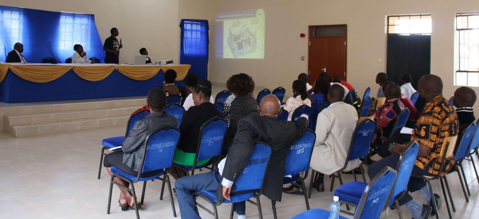 Kibabii University Host Kenya Nuclear Electricity Board