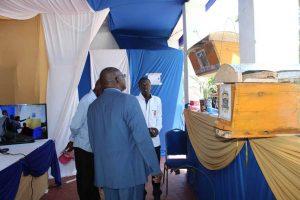 Kibabii University at Bungoma A.S.K Satellite Show 2018 102 101 87